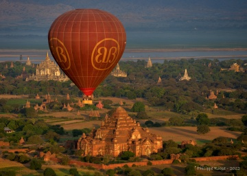 Bagan Balloon 115