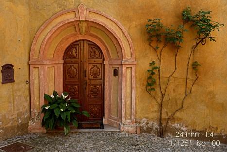 Monforte d'Alba - Porta