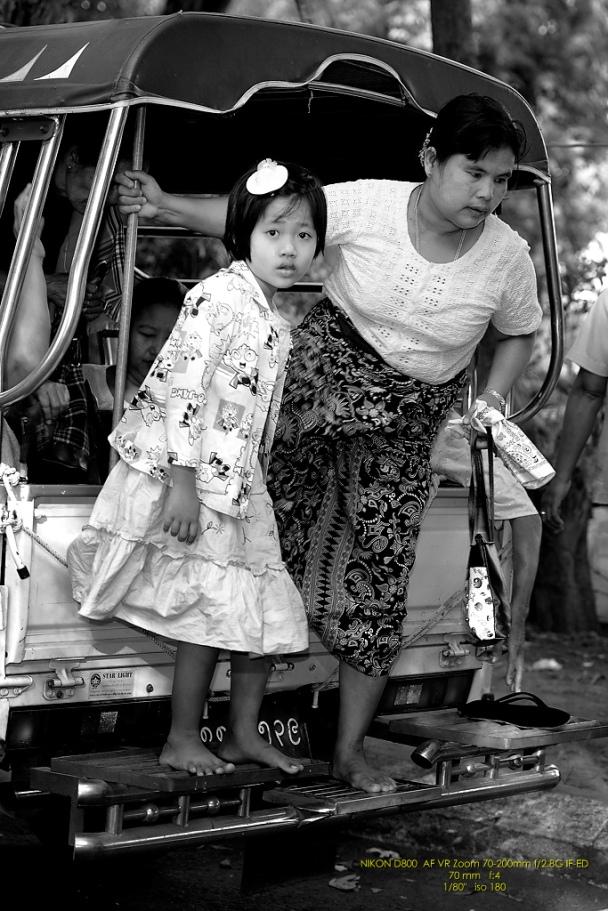 NIKON D800 AF VR Zoom 70-200mm f-2.8G IF-ED f4 1-80- iso180  Myanmar 14
